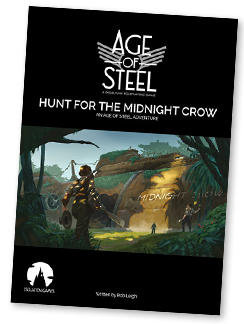 Hunt for the Midnight Crow
